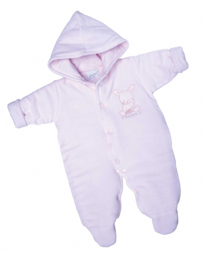 Sweet dreams velour  pram suit